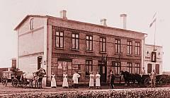 St. Nicolai-Bäckerei um 1900